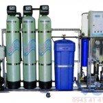 Hệ thống dây chuyền lọc nước Composite 300 lít/h – Autovan