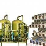 Hệ thống dây chuyền lọc nước RO Composite 60000 lít/h - Autovan