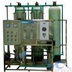 Hệ thống dây chuyền lọc nước Composite 1800 lít/h – Van cơ