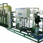 Hệ thống dây chuyền lọc nước Composite 3000 lít/h – Van cơ