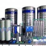 Hệ thống dây chuyền lọc nước Composite 2000 lít/h – Autovan