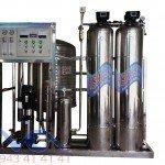 Hệ thống dây chuyền lọc nước RO Inox 1000 lít/h - autovan