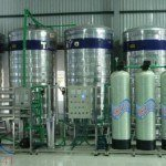 Hệ thống dây chuyền lọc nước RO Composite 3000 lít/h - Autovan