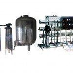 Hệ thống dây chuyền lọc nước RO Inox 2500 lít/h - autovan