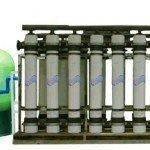 Hệ thống dây chuyền lọc nước RO Composite 20000 lít/h - Van cơ