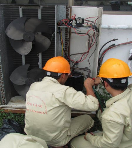 Maintenance system of cold and ice machine