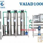 Dây chuyền lọc nước điện giải 1000l