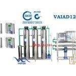 Dây chuyền lọc nước điện giải 1200l