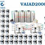 Dây chuyền lọc nước điện giải 20000l