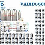 Dây chuyền lọc nước điện giải 35000l