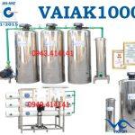 dây chuyền sản xuất nước khoáng đóng chai 10000l