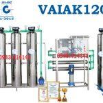 Dây chuyền sản xuất nước khoáng 1200l