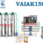 Dây chuyền sản xuất nước khoáng 1500l
