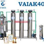 Dây chuyền sản xuất nước khoáng 400l