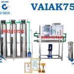 Dây chuyền sản xuất nước khoáng 750l