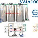 Dây chuyền sản xuất nước tinh khiết 10000l