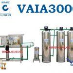 Dây chuyền sản xuất nước tinh khiết 3000l