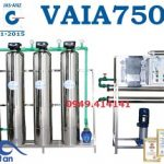 Dây chuyền sản xuất nước tinh khiết 750l