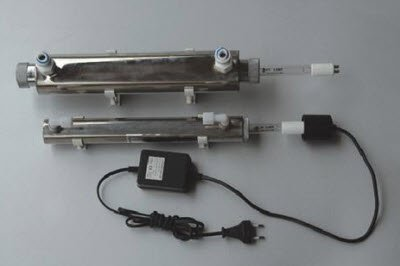 UV disinfection lamps, small size