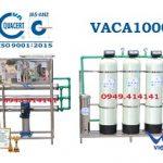 Hệ thống lọc nước 1000l