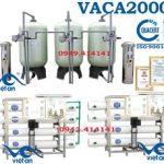 hệ thống lọc nước 20000l