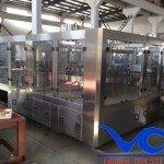 Máy chiết chai 500ml công suất 18000 chai/h