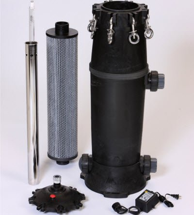 Water softener HydroSafe