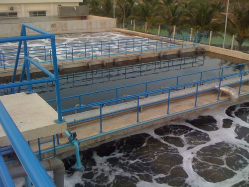 Manganese treatment system