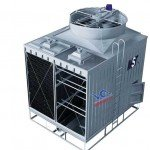 Tháp tản nhiệt cho máy làm đá viên USApec VA11T