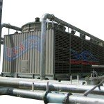 Tháp tản nhiệt cho máy làm đá viên USApec VA14T