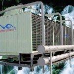 Tháp tản nhiệt cho máy làm đá viên USApec VA20T