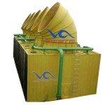 Tháp tản nhiệt cho máy làm đá viên USApec VA25T