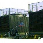 Tháp tản nhiệt cho máy làm đá viên USApec VA50T